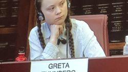 Con Greta in Senato. Il cambiamento climatico è arrivato, che vi piaccia o