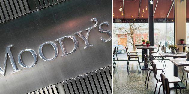 L'avvertimento di Moody's: