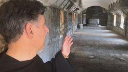 Dentro il Monastero di Mosul trasformato in prigione