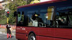 Non solo Ama: a Roma 70 bus arrivati da Israele sono