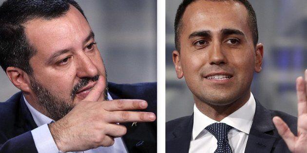 Matteo Salvini - Luigi Di