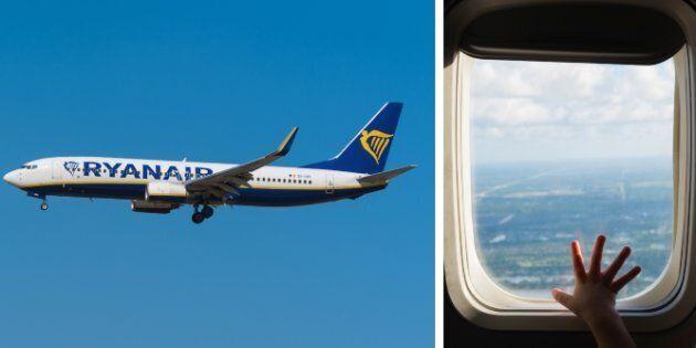 E ora Ryanair fa pagare il supplemento neonato. I consumatori sul piede di