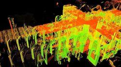 Una copia 3D di Notre Dame (precisa al millimetro) aiuterà la ricostruzione della