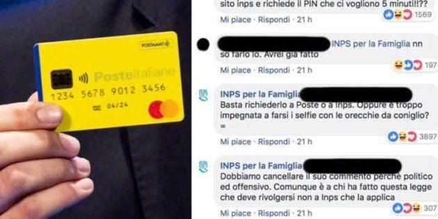 La social media manager della pagina Facebook dell'Inps in ospedale per stress. Il presidente Tridico:...