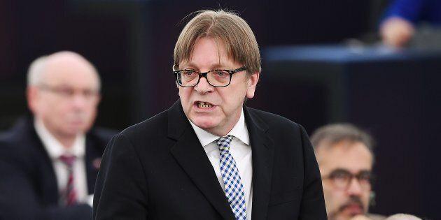 """Guy Verhofstadt a Linkiesta: """"Non c'è spazio per i 5 Stelle nella nuova maggioranza"""