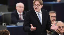 """""""Non c'è spazio per i 5 Stelle nella nuova maggioranza europea"""". Intervista a Guy Verhofstadt (da"""