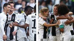 Uomini e donne, è trionfo Juventus: doppio