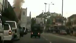 Sri Lanka: il momento dell'esplosione nella chiesa di Sant'Antonio a