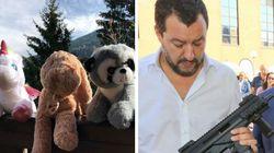Salvini non scarica