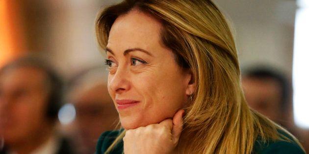 Giorgia Meloni: