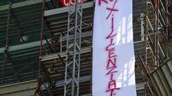 Quarta notte sul campanile per gli ex operai della Fca di Pomigliano: