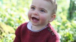 Louis esce dall'invisibilità: i dolci scatti di mamma Kate per il suo primo