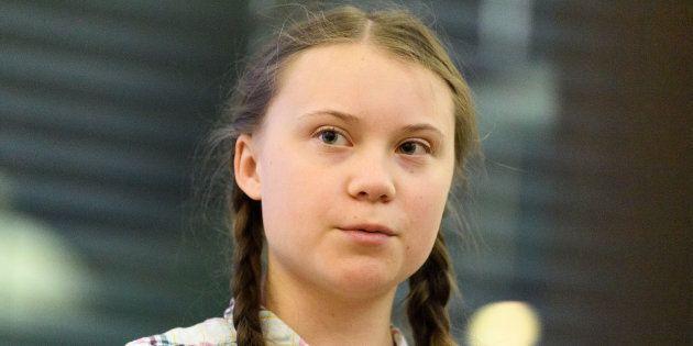 Usa l'immagine di Greta Thunberg per raccogliere fondi, lei lo