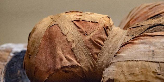 Spedizione italo-egiziana scopre ad Assuan una necropoli con 35