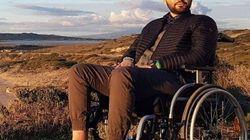 Paolo, malato di Sla, ammesso alla terapia sperimentale in Israele: serve quasi 1 milione di