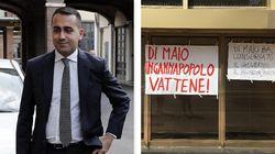Assetto antisommossa per Di Maio a Taranto. Il ministro annuncia: all'Ilva chi sbaglia paga, d'ora in poi (dall'inviata A.