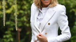 Brigitte Macron torna in cattedra (grazie a Louis