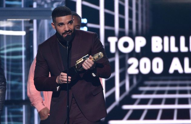 Drake Breaks Taylor Swift's Record For Most Wins At Billboard Music