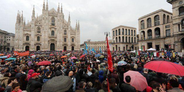 Manifestazione 25 aprile