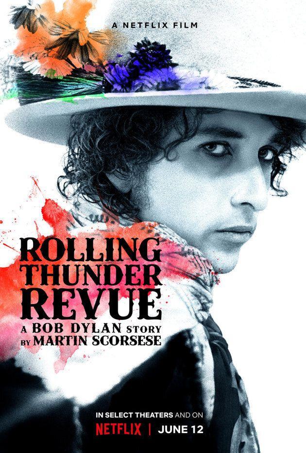 Bob Dylan visto da Scorsese: su Netflix il docufilm sulla storia del menestrello di
