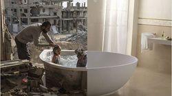 Ugur Gallen, l'artista turco che con le sue foto stranianti mostra le disuguaglianze nel