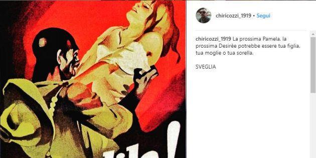 Su Instagram difende le donne, cita Mao, Fidel Castro e Priebke: chi è Chiricozzi, il consigliere di...