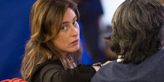 Maria Elena Boschi sicura del ritorno: