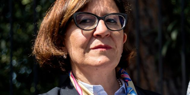Elisabetta Trenta rilancia lo scontro con Salvini: