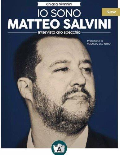 Salvini pubblica con la casa editrice vicina a CasaPound il suo libro-intervista. Il ministro: