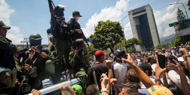 Crisi Venezuela,
