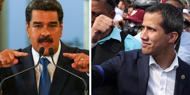 Nicolas Maduro, Juan
