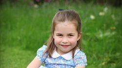 Οι φωτογραφίες της Κέιτ Μίντλετον για τα τέταρτα γενέθλια της πριγκίπισσας