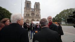 Mattarella a Notre Dame e alla tomba di Leonardo: