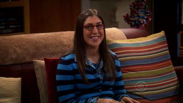 Mayim Bialik aprovecha el final de 'The Big Bang Theory' (Neox) para cambiar de