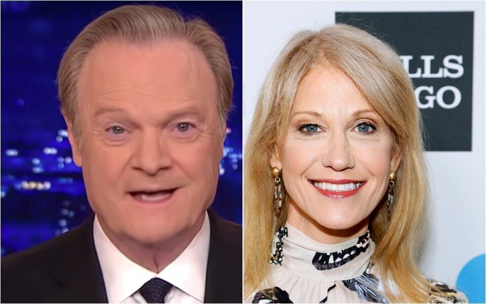 O'Donnell and Kellyanne Conway