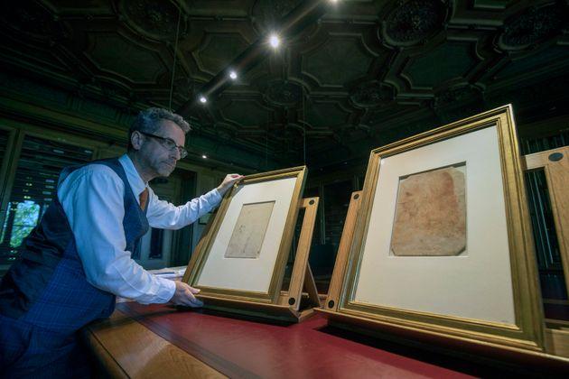Νέο πορτραίτο του Λεονάρντο Ντα Βίντσι στο «φως», στην επέτειο των 500 ετών από τον θάνατο