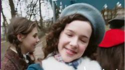 Questo è il volto di Eva, la Anna Frank ungherese. Le pagine del suo diario sono stories