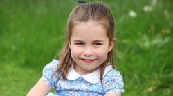Princess Charlotte's 4th Birthday Photos Are Royally