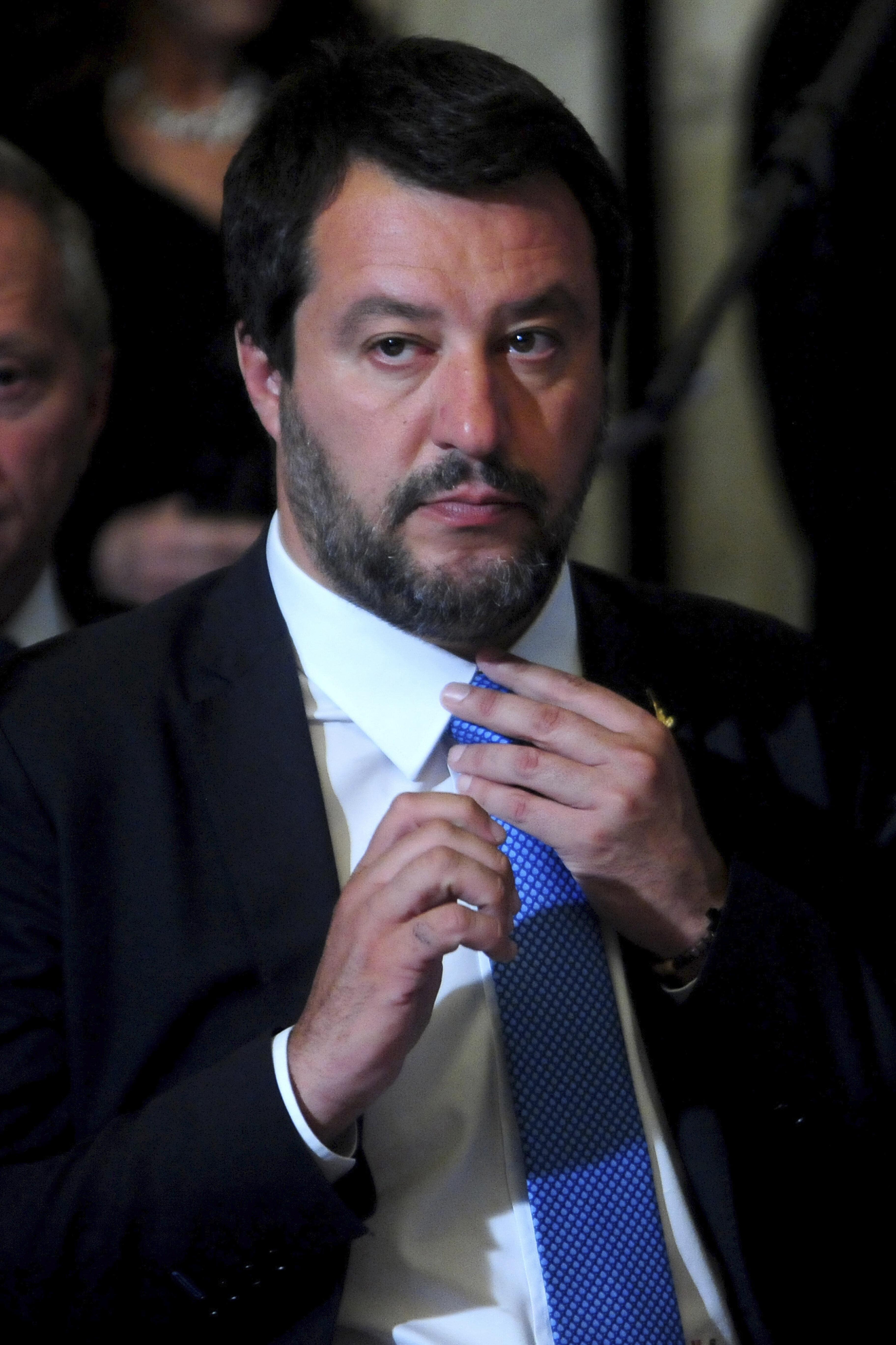 Salvini sui centri islamici: zero sicurezza e tanta