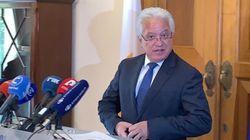 Παραιτήθηκε ο Υπ.Δικαιοσύνης της Κύπρου - Αιτία οι χειρισμοί στην υπόθεση του κατά συρροή