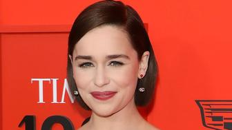 NEW YORK, NY - APRIL 23:  Emilia Clarke attends the 2019 Time 100 Gala at Frederick P. Rose Hall, Jazz at Lincoln Center on April 23, 2019 in New York City.  (Photo by Taylor Hill/FilmMagic)