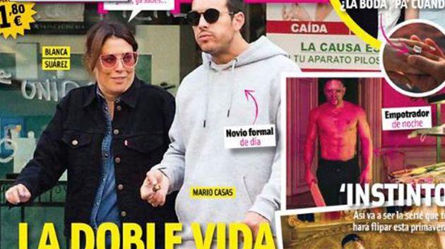 Blanca Suárez se sincera tras la última