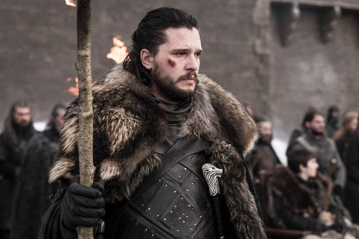 Certains diront peut-être que renoncer à voir des gens pour passer du temps avec Jon Snow est malsain.