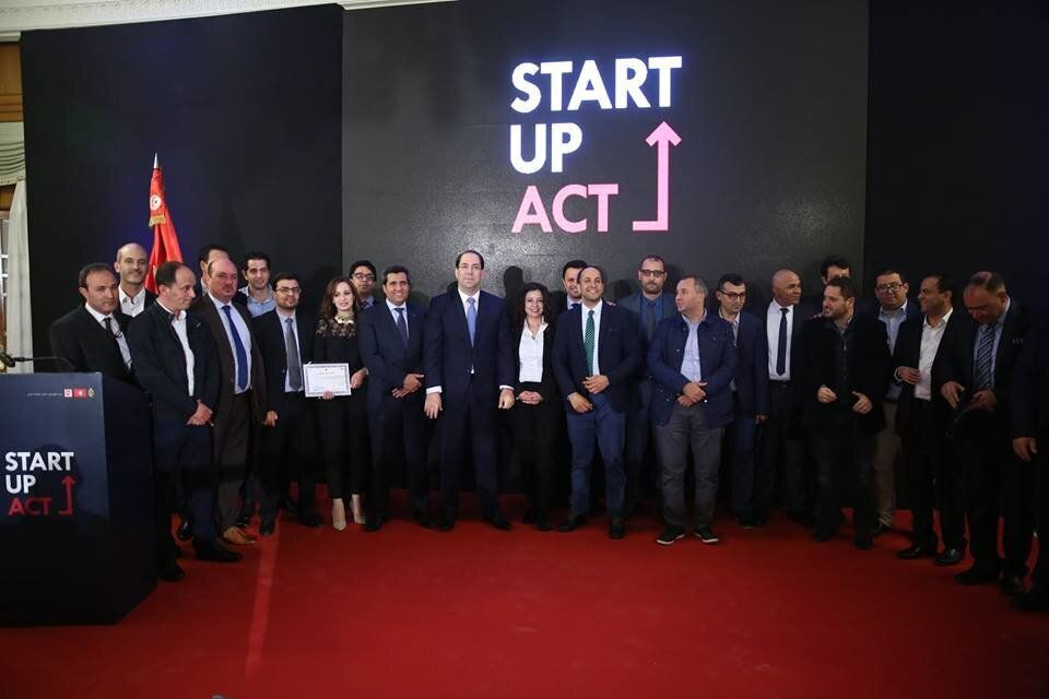 Startup Act: