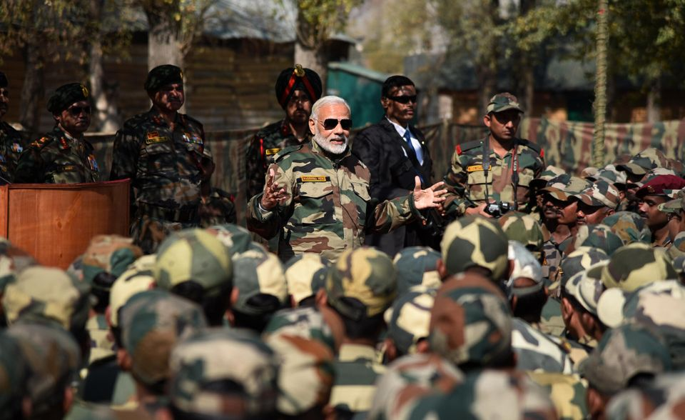 Vajpayee Didn't Steal Credit For Army Like Modi Did: Kargil
