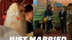 Sophie Turner et Joe Jonas mariés à Las Vegas après les Billboards Music