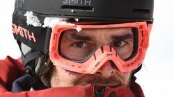 Le skieur Kevin Rolland hospitalisé