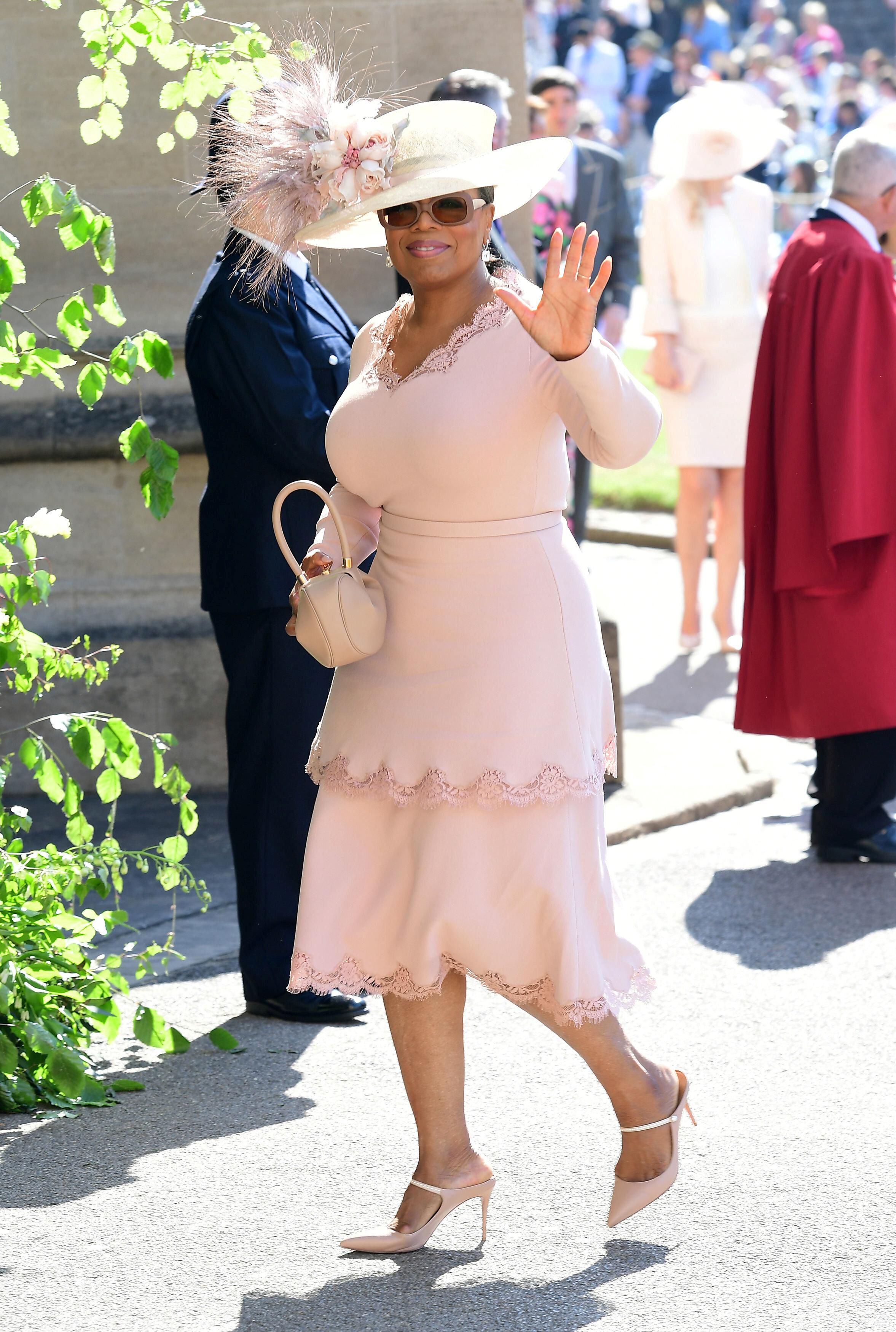 Oprah Winfrey a prévu un cadeau génial pour le bébé de Meghan Markle et du prince