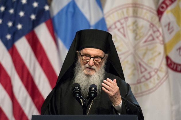 Οριστική παραίτηση του αρχιεπισκόπου Αμερικής