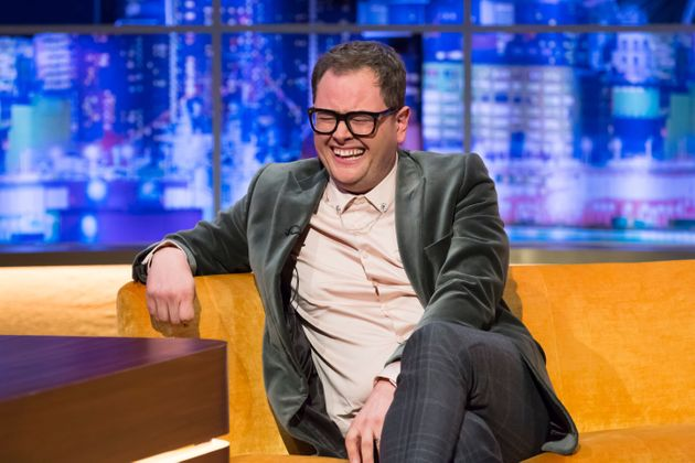 Alan Carr on The Jonathan Ross